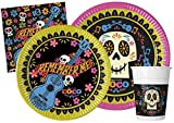 Ciao - Coco Kit Party Tabla, multicolor, L (24 Personas), y462