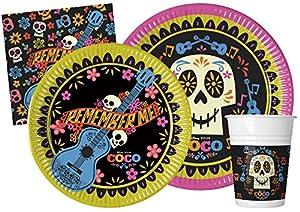 Ciao-Coco Kit Party Tabla, multicolor, L (24Personas), y4629