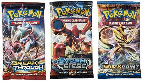 Pokemon Cards - 3 Booster Packs (Random Packs) for sale  Delivered anywhere in UK