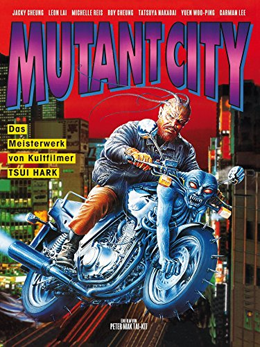 Mutant City Cover