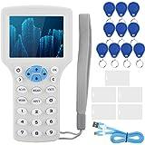 VBESTLIFE Engels RFID-kopieerapparaat NFC-kaartlezer Schrijver Duplicator 10 frequentieprogrammeurs + 125 kHz / 13,56 MHz Bes