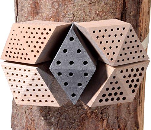 "Design-Insektenhotel ""Quartier"""