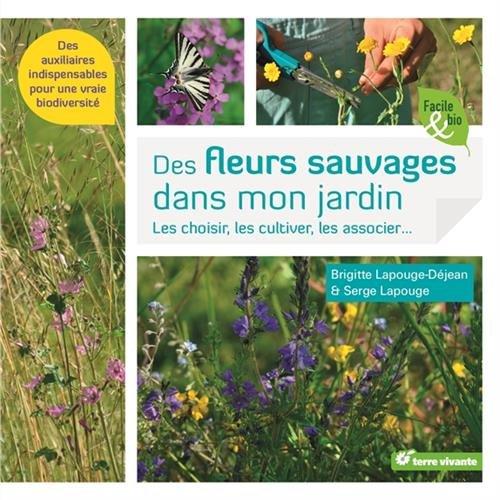 Fleurs Sauvages Dans Mon Jardin (des)