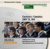 Bach : Cantates Bwv 75 et Bwv 194