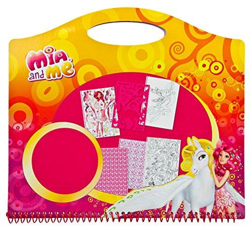 Undercover MMKO7853 - Kinderhandtasche Mia and Me, ca. 32 x 29 x 8 cm Fashion Designer