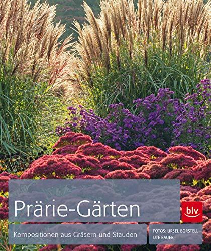 Prärie-Gärten: Kompositionen aus Gräsern und Stauden (BLV) -