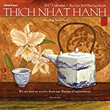 Thich Nhat Hanh 2017 Mini Calendar by Brush Dance and Adam Guan (2016-06-01)