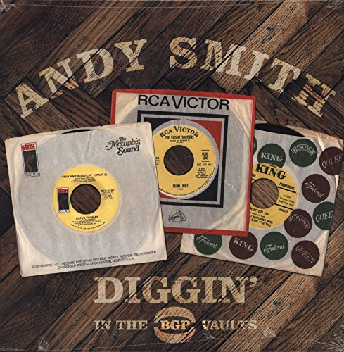 Andy Smith Diggin' In The BGP Vaults Compilation (Various Artists)