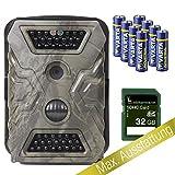 Wildkamera Super Pack Wild-Vision Full HD 5.0 - 32 GB