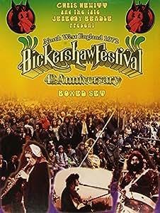 Bickershaw Festival 40th Anniversary Box Set CD/DVD