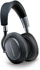 Bowers & Wilkins PX Wireless-Kopfhörer mit Geräuschunterdrückung (Noise-Cancelling), Space Grey