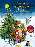 Wenn es Weihnacht wird bei uns: Die schönsten Weihnachtsbilderbücher zum Vorlesen