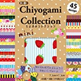 Origami-Papier - Origami-Papier gemustert Set - Chiyogami Collection mini -