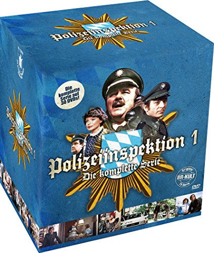 Polizeiinspektion 1 - Die komplette Serie [30 DVDs] -