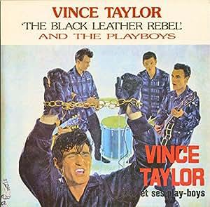 Black leather rebel (& the Playboys) / Vinyl record [Vinyl-LP]