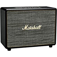 Marshall Woburn - Altavoz Bluetooth, color negro