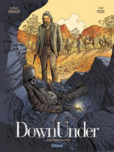 Down Under - Tome 02: Poussières de rêve