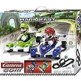 Carrera Go!!! Mario Kart Rennbahn 4,9 meter Streckenlänge (1:43) .