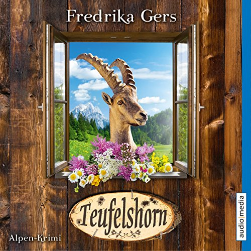 Buchseite und Rezensionen zu 'Teufelshorn' von Fredrika Gers