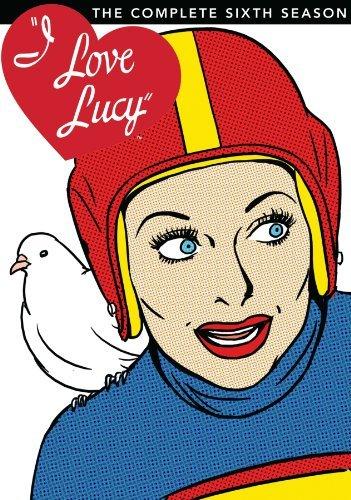 I Love Lucy: Season 6 (I Love Lucy)