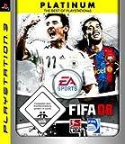 FIFA 08 [Platinum] [Importación alemana]
