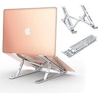 Babacom Support Ordinateur Portable Laptop Stand, Support PC Portable Ventilé en Aluminium Réglable, Refroidisseur…