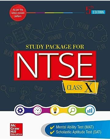NTSE Books : Buy Books for NTSE Exam Preparation Online at