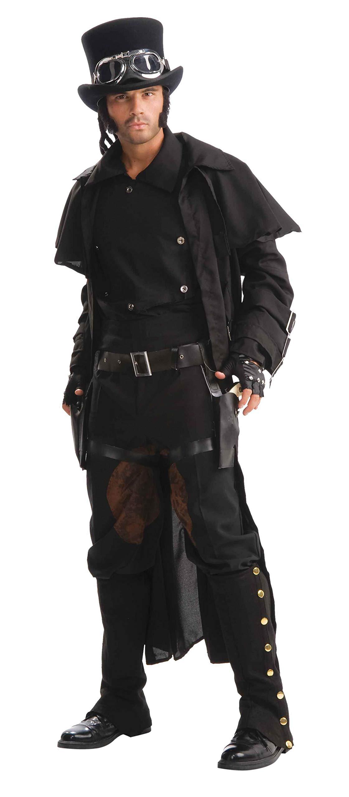 Steampunk Double Thigh Holster (disfraz)
