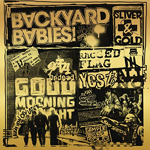 Sliver and Gold (Ltd. CD Digipak)