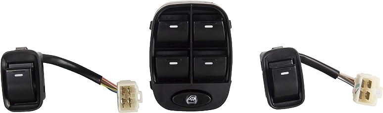 Tata Original Parts 284354500111 Inner Power Window Switch Kit For Indica/Indigo