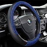 Best Steering Wheel Covers - Auto Car Steering Wheel Cover Anti-slip Microfiber Leather Review