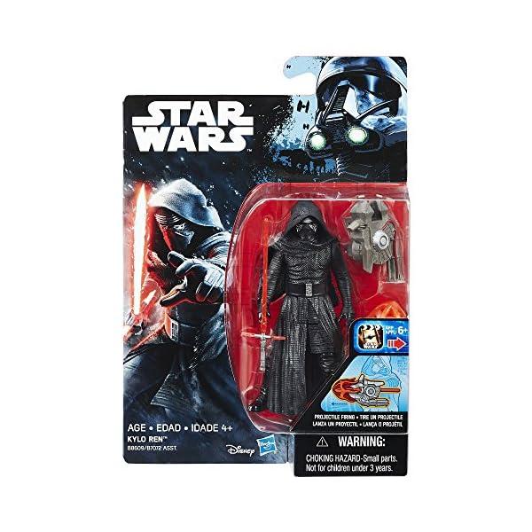 Star Wars: El despertar de la fuerza - Kylo Ren 9.5 cm Figura de acción 2