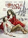 L'oracle della luna, tome 3 : Les hommes en rouge par Lenoir