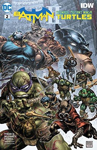 Batman/Teenage Mutant Ninja Turtles II (2017-2018) #2 ...