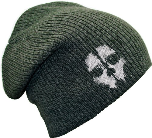 Call of Duty Ghosts Beanie, 100% Baumwolle (Beanie Call Of Duty)