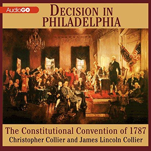 Decision in Philadelphia  Audiolibri