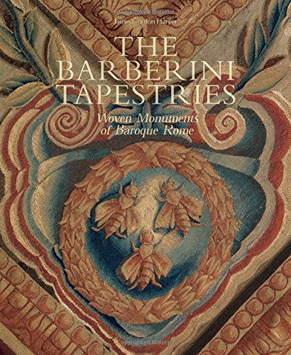 Barberini Tapestries: Woven Monuments of Baroque -