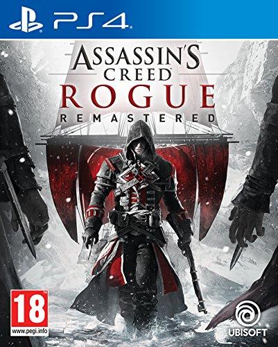 Assassins Creed Rogue Remastered  (PS4)