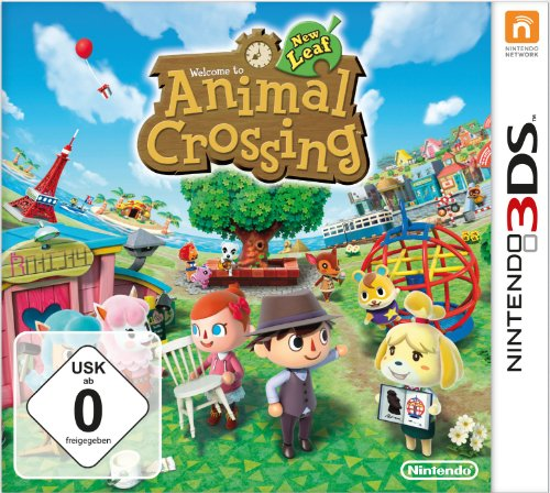Animal Crossing: New Leaf (3ds Animal Crossing)