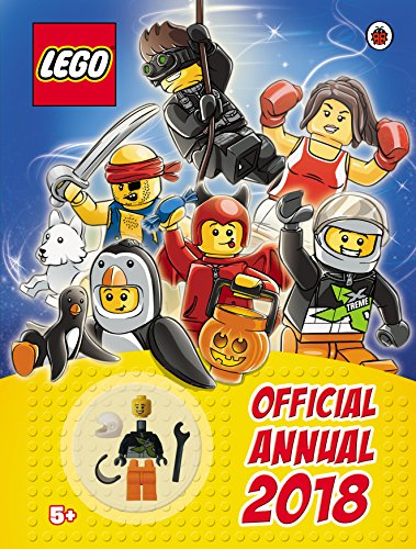 Lego Official 2018 Annual