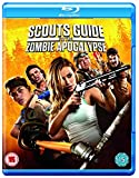 Scouts Guide To The Zombie Apocalypse [Blu-ray] [2015] [Region Free]