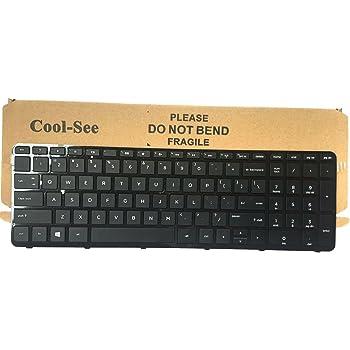 Genuine New US Laptop Keyboard with Frame for HP Pavilion 15E 15N 15T 15-N 15-E 15-E000 15-N000 15-N100 15T-E000 15T-N100 15-e087sr 708168-001, 2B-069010110, 710248-001, 9Z.N9HSQ.001, R65, SN7130, V140546AS1, AER65U00010, AER65U00210, AER65U00310, 28-06901Q110, SG-59830-XUA, 749658-001, 719853-001