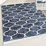mynes Home Teppich Waschbar und rutschhemmend für Wohnzimmer