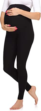 Merry Style Leggings Premaman Lunghi Donna MS10-297