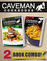 Paleo Recipes For Auto-Immune Diseases and Paleo Kids Recipes: 2 Book Combo (Caveman Cookbooks) (English Edition)