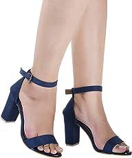 DEEANNE LONDON Women's Suede HIGH Heels