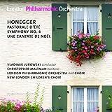 Pastorale d'Eté/Sinfonie 4/une Cantate de Noël -