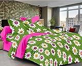 Jiya Decor Amaze 100% Cotton Double Bed ...