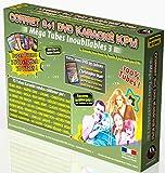 Coffret 6 DVD +1 Karaoké Kpm ''Mega Tubes Inoubliables''