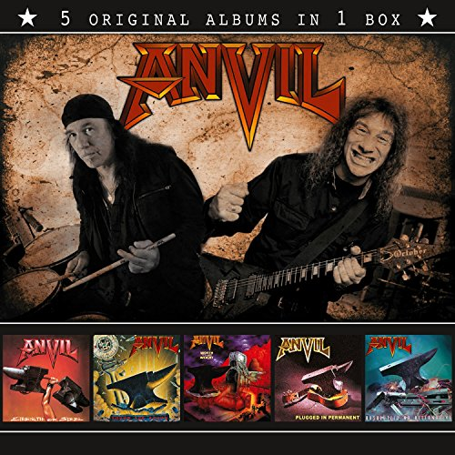 Anvil (5 CD)